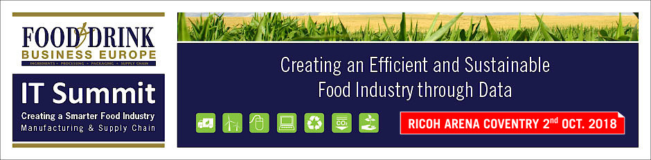 Food and Drink IT Summit »